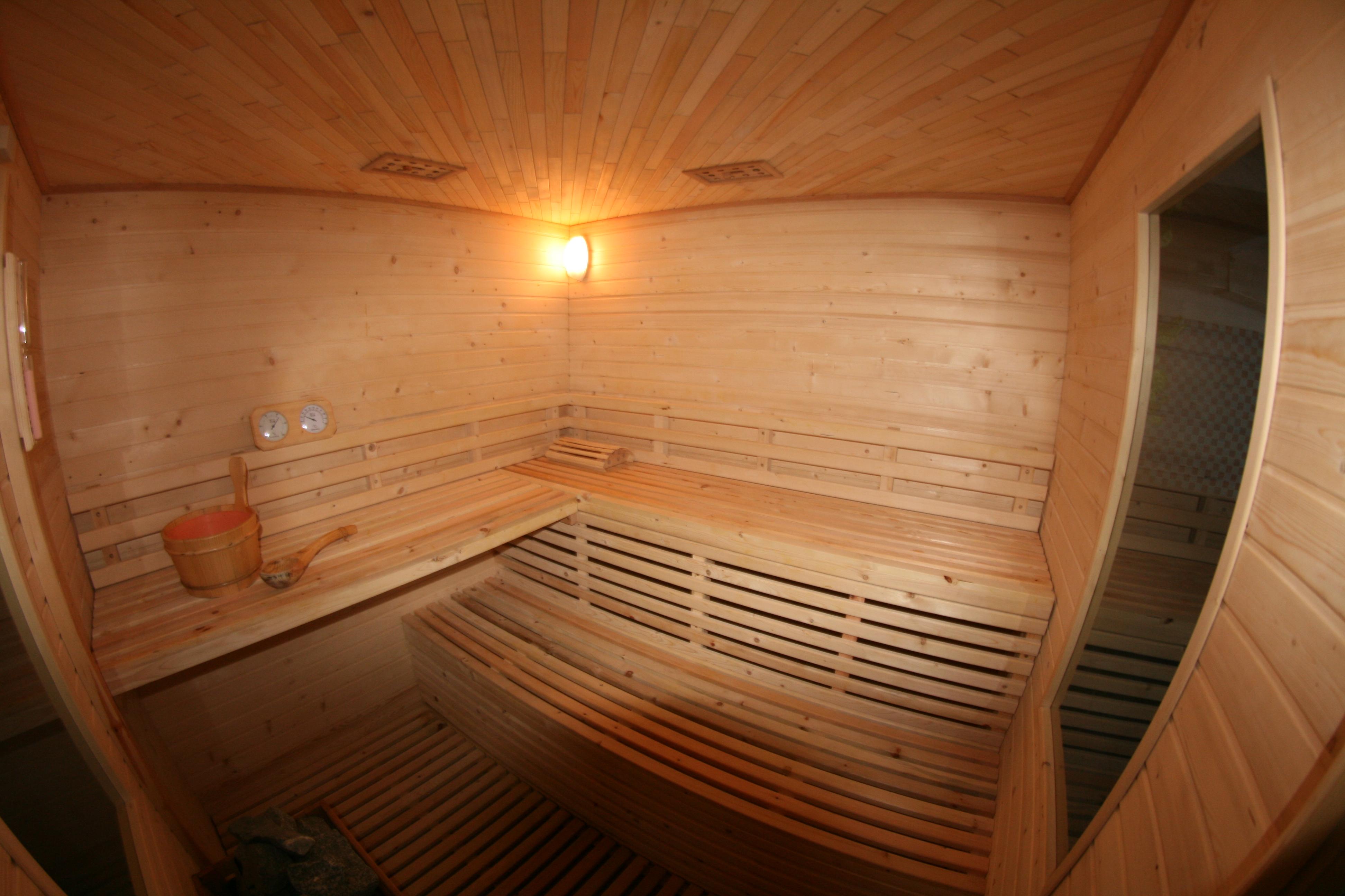 Sauna (fińska mokra)